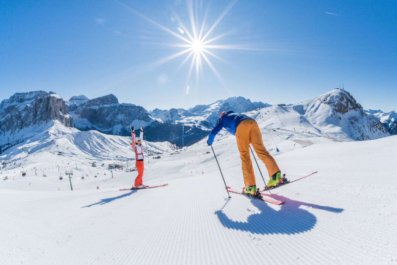 Wyjazd na narty w Dolomity – Włochy